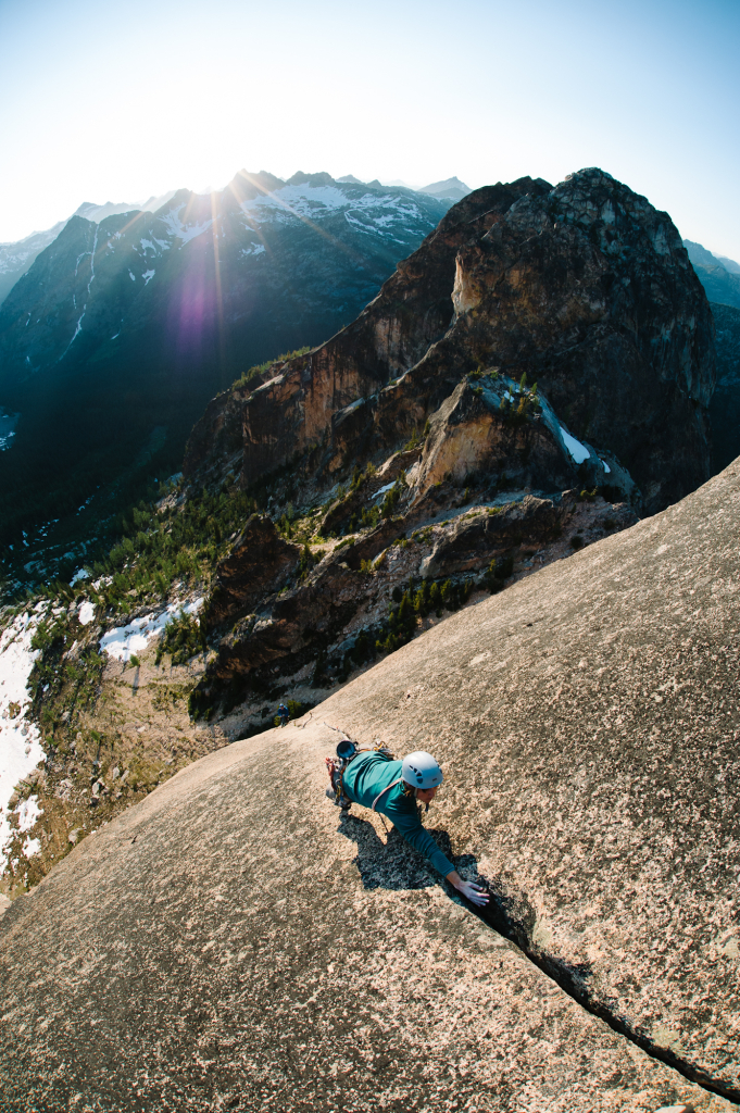 Climbing in the North and Central Cascades